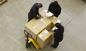 US FBA transport, withdrawal and label change services